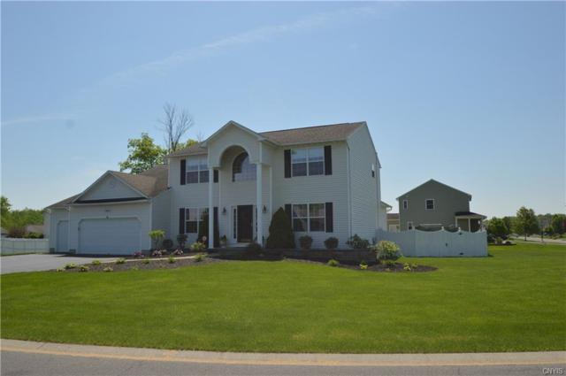 8362 Moyer Carriage, Cicero, NY 13039 (MLS #S1120836) :: The Chip Hodgkins Team