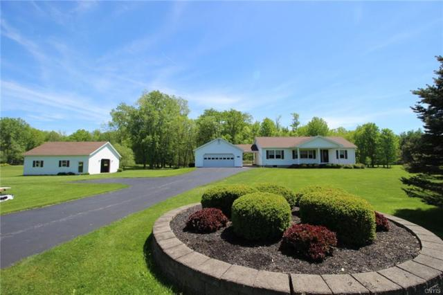 7028 N Division Street Road, Throop, NY 13021 (MLS #S1121098) :: Thousand Islands Realty