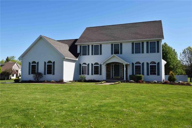 126 Pebble Creek Lane, New Hartford, NY 13413 (MLS #S1121172) :: Robert PiazzaPalotto Sold Team