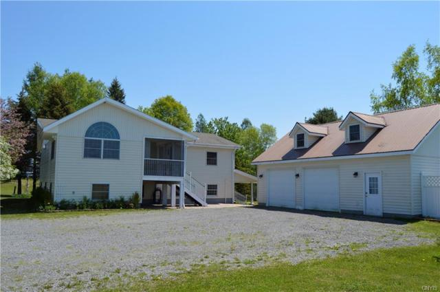 10613 State Route 126, Croghan, NY 13619 (MLS #S1121895) :: Thousand Islands Realty