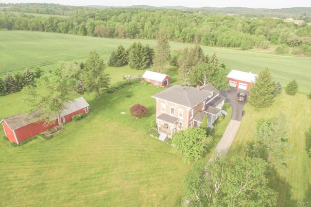 8619 Ball Road, Brutus, NY 13166 (MLS #S1122485) :: Thousand Islands Realty