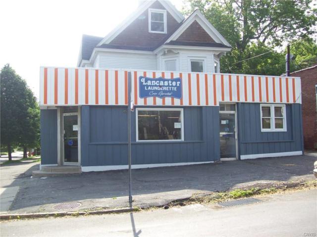 1001 Lancaster Avenue, Syracuse, NY 13210 (MLS #S1122832) :: Robert PiazzaPalotto Sold Team