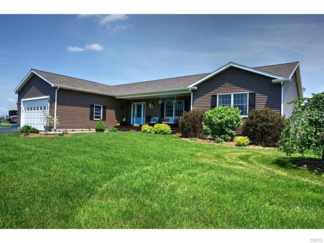 399 Lake Road, Dryden, NY 13053 (MLS #S1123730) :: The CJ Lore Team | RE/MAX Hometown Choice
