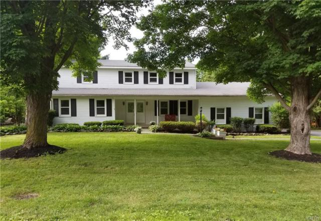 134 Cedar Heights Drive, Dewitt, NY 13078 (MLS #S1124477) :: Robert PiazzaPalotto Sold Team