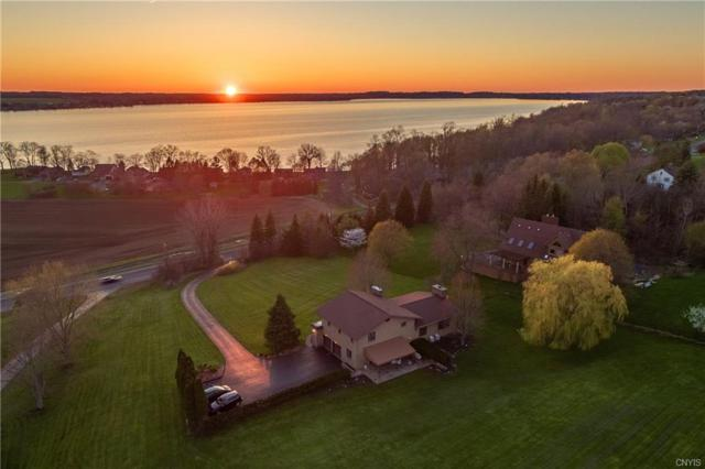 5916 E Lake Road, Owasco, NY 13021 (MLS #S1124670) :: Updegraff Group