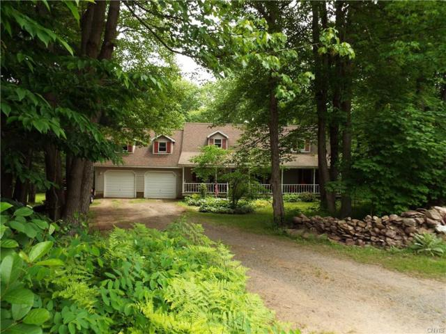 180 Slosson Road, West Monroe, NY 13167 (MLS #S1125125) :: Thousand Islands Realty