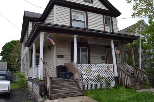 424 Liberty Street, Syracuse, NY 13204 (MLS #S1125357) :: Thousand Islands Realty