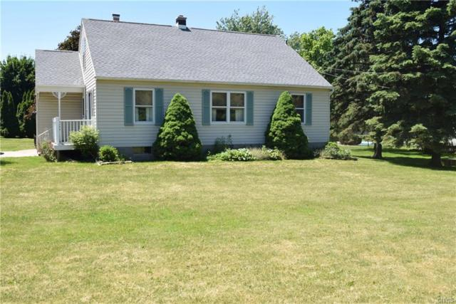 3046 Cold Springs Road, Lysander, NY 13027 (MLS #S1125429) :: Robert PiazzaPalotto Sold Team