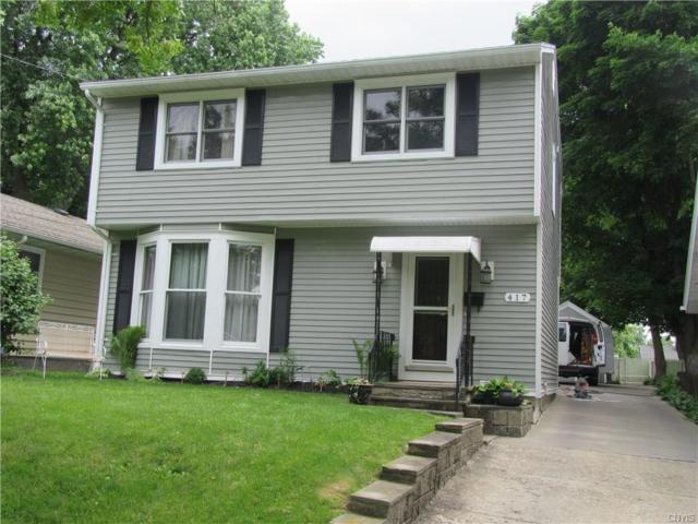 417 Ridgewood Drive, Syracuse, NY 13206 (MLS #S1126081) :: The CJ Lore Team   RE/MAX Hometown Choice