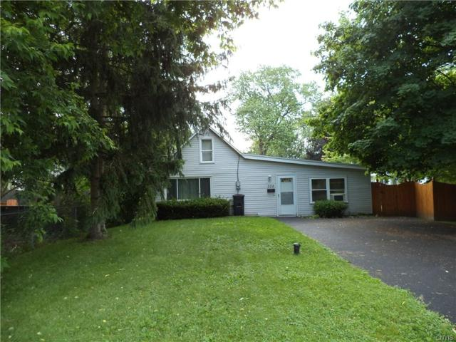 305 Gordon Avenue, Salina, NY 13211 (MLS #S1126171) :: The CJ Lore Team | RE/MAX Hometown Choice