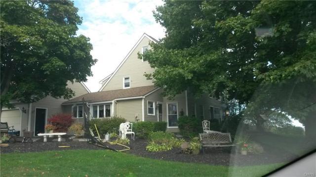 215 Chamberlin Road, Elbridge, NY 13080 (MLS #S1126566) :: Robert PiazzaPalotto Sold Team