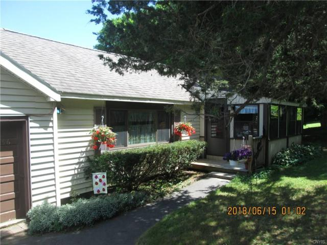 1496 County Route 7, Hannibal, NY 13126 (MLS #S1126907) :: The Rich McCarron Team