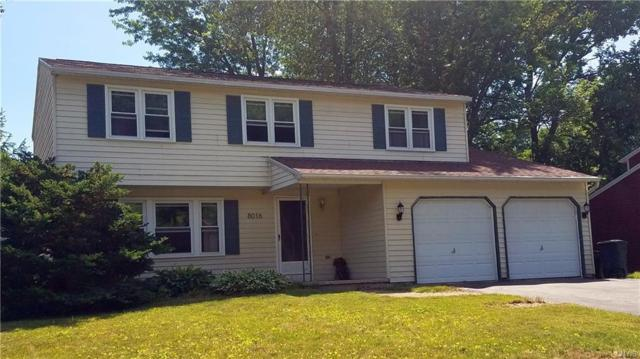 8016 Ginger Road, Clay, NY 13090 (MLS #S1126981) :: Robert PiazzaPalotto Sold Team