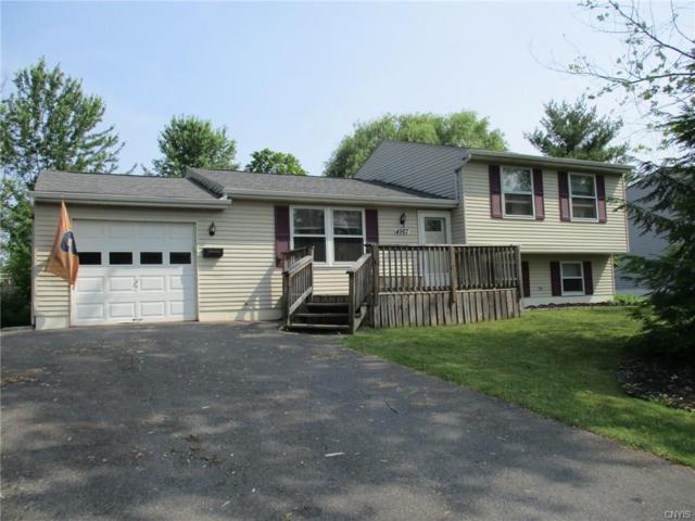 4987 Woodmark Drive, Clay, NY 13088 (MLS #S1127053) :: Robert PiazzaPalotto Sold Team