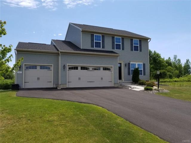 3891 Hallston Drive, Clay, NY 13090 (MLS #S1127106) :: Robert PiazzaPalotto Sold Team