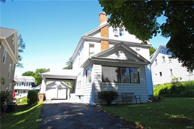 118 Ramsey Avenue, Syracuse, NY 13224 (MLS #S1127151) :: Robert PiazzaPalotto Sold Team
