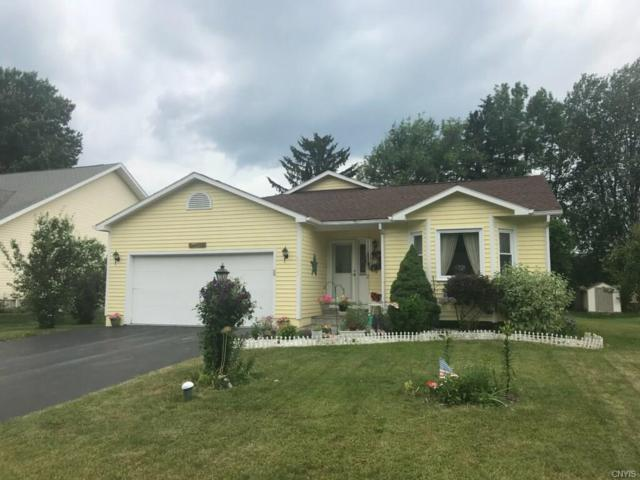 5063 Roseanne Drive, Clay, NY 13088 (MLS #S1127180) :: Robert PiazzaPalotto Sold Team