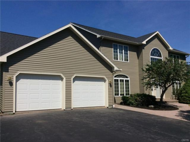 8391 Glen Eagle Drive, Manlius, NY 13104 (MLS #S1127239) :: Robert PiazzaPalotto Sold Team