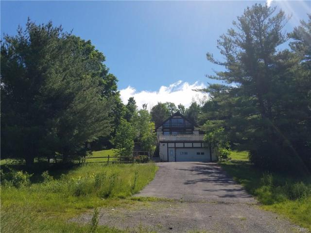 2968 Gulf Road, Pompey, NY 13104 (MLS #S1127424) :: Robert PiazzaPalotto Sold Team