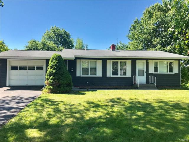 208 E Chestnut Heights Drive W, Salina, NY 13088 (MLS #S1127467) :: Robert PiazzaPalotto Sold Team