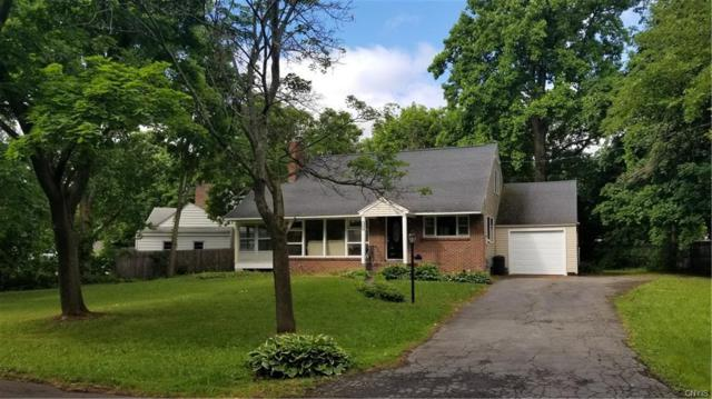 109 Fayette Circle, Manlius, NY 13066 (MLS #S1127558) :: Robert PiazzaPalotto Sold Team