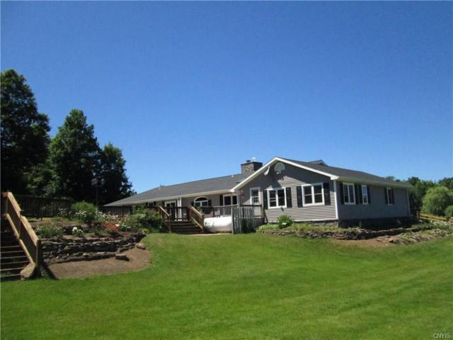 169 Somerville Road, Rossie, NY 13608 (MLS #S1127778) :: Thousand Islands Realty
