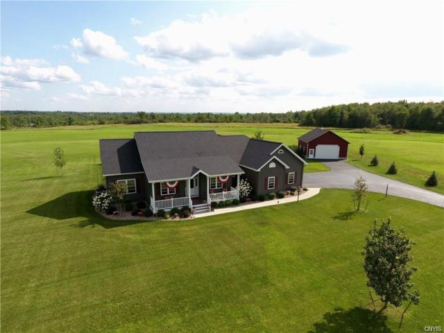 34962 Eddy Road, Theresa, NY 13691 (MLS #S1128207) :: BridgeView Real Estate Services
