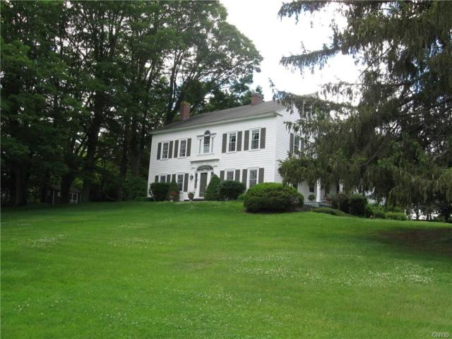 925 State Route 222 Highway, Cortlandville, NY 13045 (MLS #S1128374) :: Robert PiazzaPalotto Sold Team