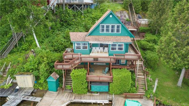 7401 Bullrock Point Road, Diana, NY 13648 (MLS #S1128931) :: Thousand Islands Realty