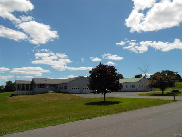 4836 Sharp Road, Lowville, NY 13367 (MLS #S1129178) :: Thousand Islands Realty