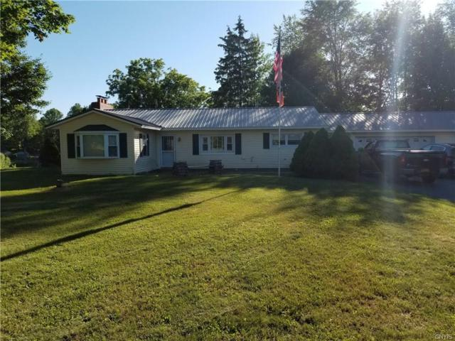255 Oswego River Road, Schroeppel, NY 13135 (MLS #S1129880) :: The Rich McCarron Team