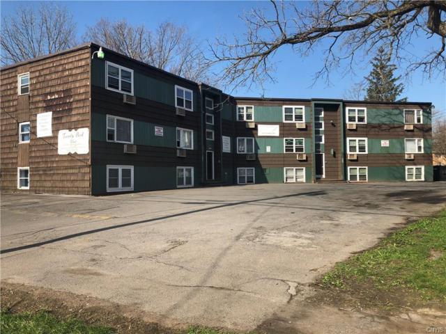 615 W Onondaga Street, Syracuse, NY 13204 (MLS #S1131441) :: The Rich McCarron Team