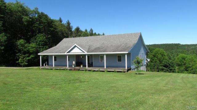 534 Ridge Road, Otselic, NY 13155 (MLS #S1131564) :: BridgeView Real Estate Services