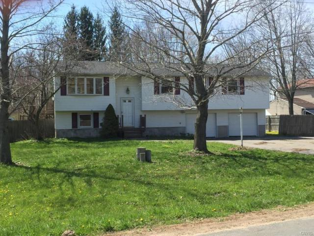 41 Center Road, Schroeppel, NY 13132 (MLS #S1131758) :: The Rich McCarron Team