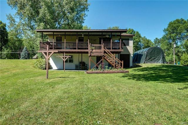 265 Oneida River Road, Schroeppel, NY 13132 (MLS #S1131915) :: The Rich McCarron Team