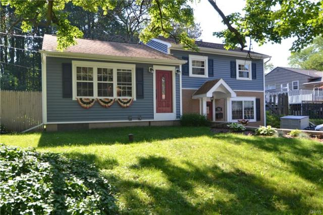 702 Forest Drive, Cicero, NY 13212 (MLS #S1132829) :: The Rich McCarron Team
