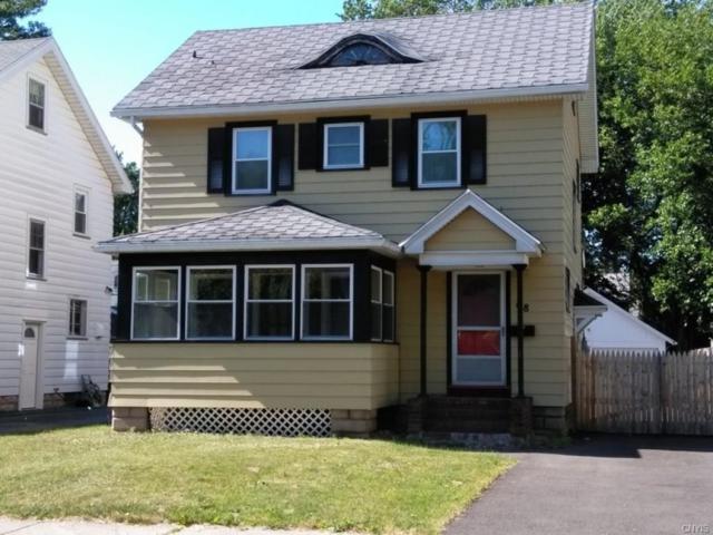 68 Parkside Crescent, Irondequoit, NY 14617 (MLS #S1133602) :: Robert PiazzaPalotto Sold Team