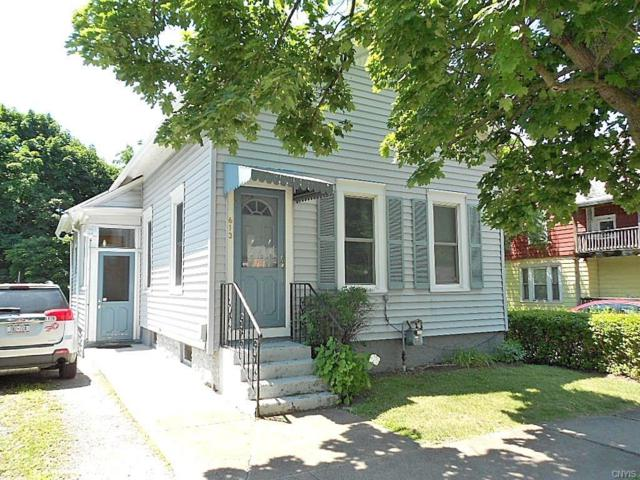 613 Carbon Street, Syracuse, NY 13208 (MLS #S1133933) :: The Rich McCarron Team