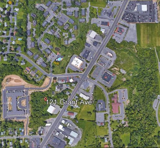 417 Grant Avenue Road, Sennett, NY 13021 (MLS #S1134080) :: Thousand Islands Realty