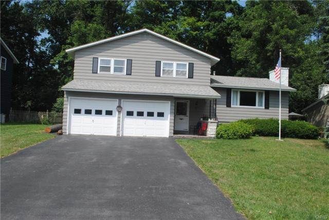 4945 Peppermill Lane, Clay, NY 13088 (MLS #S1134201) :: Thousand Islands Realty