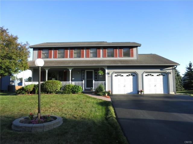8331 Parker House, Cicero, NY 13039 (MLS #S1135249) :: The Rich McCarron Team
