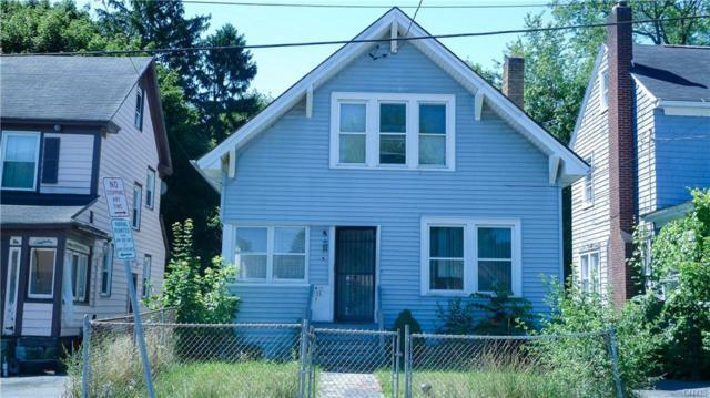 133 Rockland Avenue, Syracuse, NY 13207 (MLS #S1135565) :: The CJ Lore Team | RE/MAX Hometown Choice