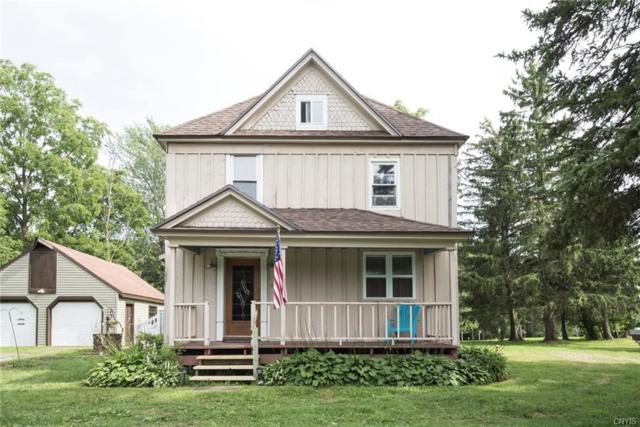 3764 Franklin Street Road, Sennett, NY 13021 (MLS #S1138145) :: The Chip Hodgkins Team