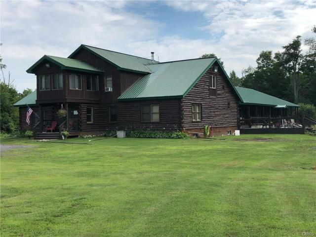 100 Noble Shores Drive, Redfield, NY 13437 (MLS #S1138633) :: Thousand Islands Realty