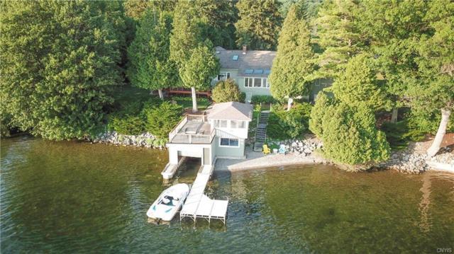 4951 E Lake Road, Cazenovia, NY 13035 (MLS #S1139176) :: Thousand Islands Realty
