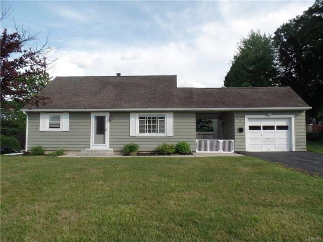301 Horace Drive, Geddes, NY 13219 (MLS #S1139795) :: Thousand Islands Realty