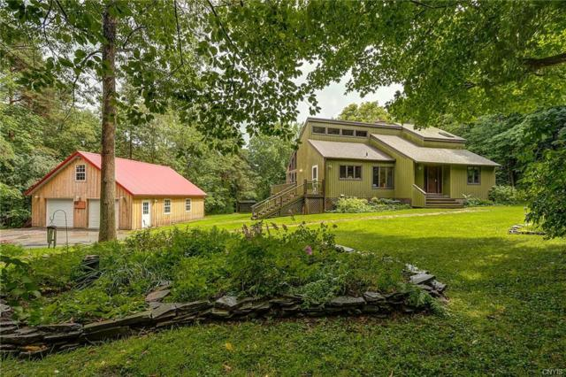 695 Stevens Road, Tully, NY 13159 (MLS #S1139887) :: Thousand Islands Realty