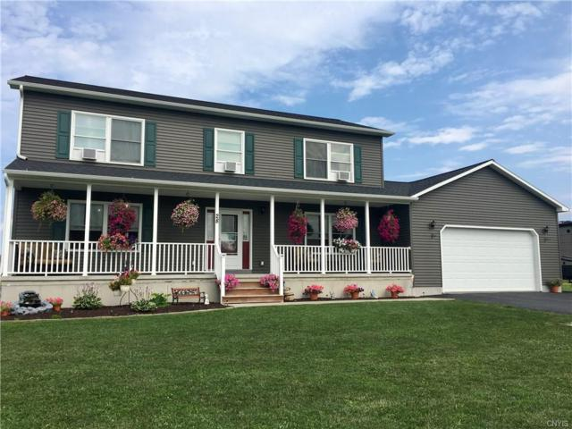28 Grant Street, Brownville, NY 13634 (MLS #S1140318) :: Thousand Islands Realty