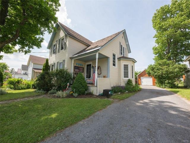 604 Church Street, Brownville, NY 13601 (MLS #S1140326) :: Thousand Islands Realty