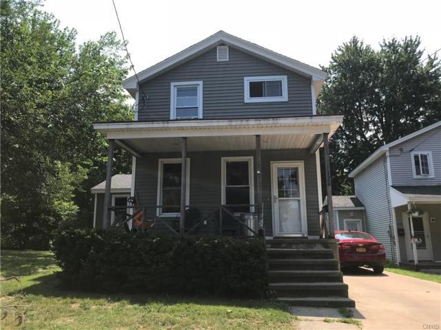 124 W Van Buren Street, Oswego-City, NY 13126 (MLS #S1141586) :: BridgeView Real Estate Services